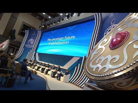 Οικονομικό Φόρουμ της Αστάνα: Οι επενδυτικές ευκαιρίες στο Καζακστάν – target