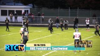 RHS Football vs Southwood