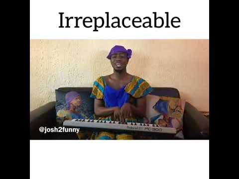 Beyoncé's Irreplaceable Cover By JOSH2FUNNY