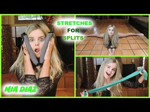 Video Stretches For Splits   Mia Diaz download in MP3, 3GP, MP4, WEBM, AVI, FLV January 2017
