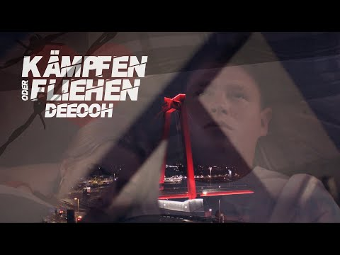 DEEOOH - Kämpfen oder fliehen (Prod. by MXS Beats) [Official 4K Video]