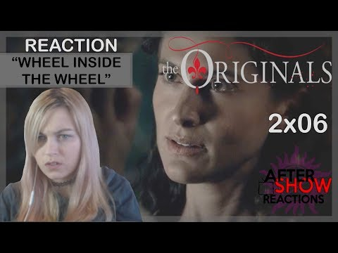 "The Originals 2x06 - ""Wheel Inside The Wheel"" Reaction Part 2"