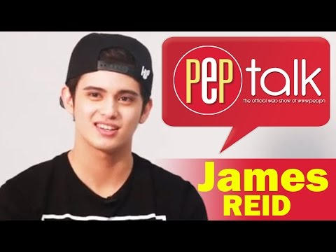 PEP TALK. James Reid On His Popularity, His Accidental Love Team With Nadine Lustre, And His Dream