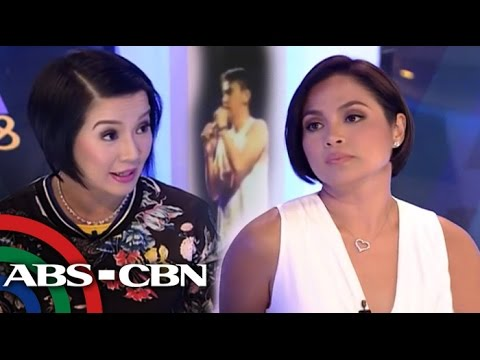 Kris, Judy Ann talk about 'hipon' joke