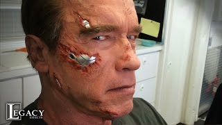 Video TERMINATOR GENISYS: Making the Terminator [SPOILERS] - Legacy Effects MP3, 3GP, MP4, WEBM, AVI, FLV Mei 2019