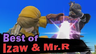 Smash 4 Best of Izaw and Mr.R