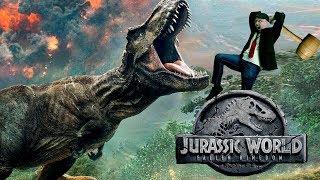 Video Jurassic World: Fallen Kingdom - Nostalgia Critic MP3, 3GP, MP4, WEBM, AVI, FLV November 2018
