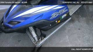 6. Yamaha SX Venom  @ EUROSPEC INC