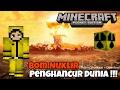 Minecraft PE [SHOWCASE] BOM NUKLIR PENGHANCUR DUNIA !!!