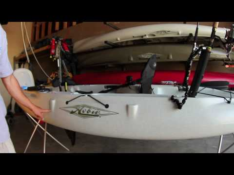 Installing Hobie's Anchor Trolley Kit