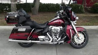 3. Used 2011 Harley Davidson FLHTCUSE CVO Ultra Classic