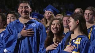 Undergraduate 2018 commencement part 1