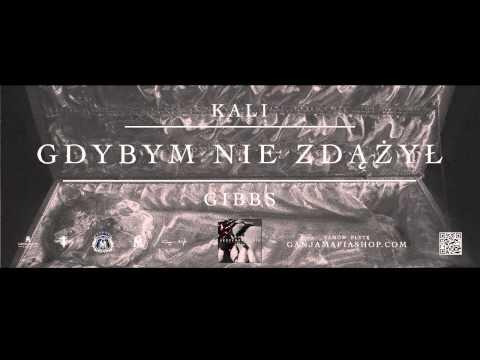 Kali Gibbs - Gdybym nie zdążył tekst piosenki