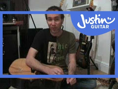 Change Acoustic Guitar Strings #1of2 (Guitar Lesson TB-004) How to play