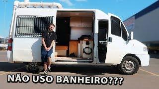 POR QUE NÃO TENHO BANHEIRO EM CASA?
