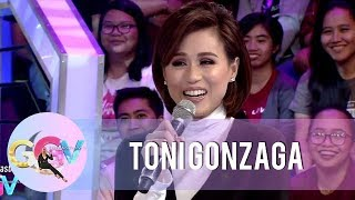 Video GGV: Toni shares when she and Paul plan to have a second child MP3, 3GP, MP4, WEBM, AVI, FLV Januari 2019