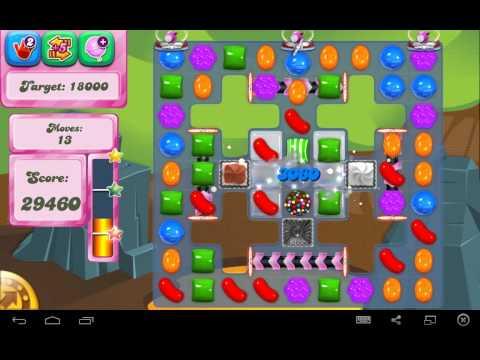 Candy Crush Saga Level 1081 Walkthrough No Booster