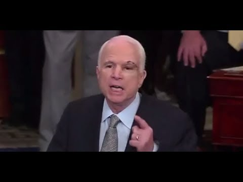 John McCain to Conservative Talk Radio: