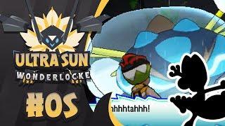 A TOUGH SACRIFICE! | Pokemon Ultra Sun WonderLocke Let's Play w/ aDrive! EP5 by aDrive