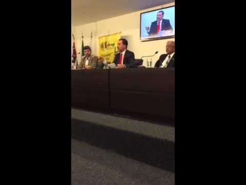 VIII Encontro da FADESP - Vinicius Carvalho fala sobre a reforma política