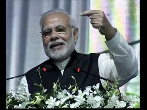 PM Modi's speech at the inauguration of first International Stock Exchange at Gift City, Gandhinagar