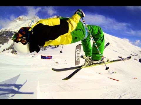 skiing - Here it is: my new Skiing-Video wich I filmed with my GoPro HERO 3 Black Edition in Obereggen with my Friends. I hope you like my new Freeski Edit and please...