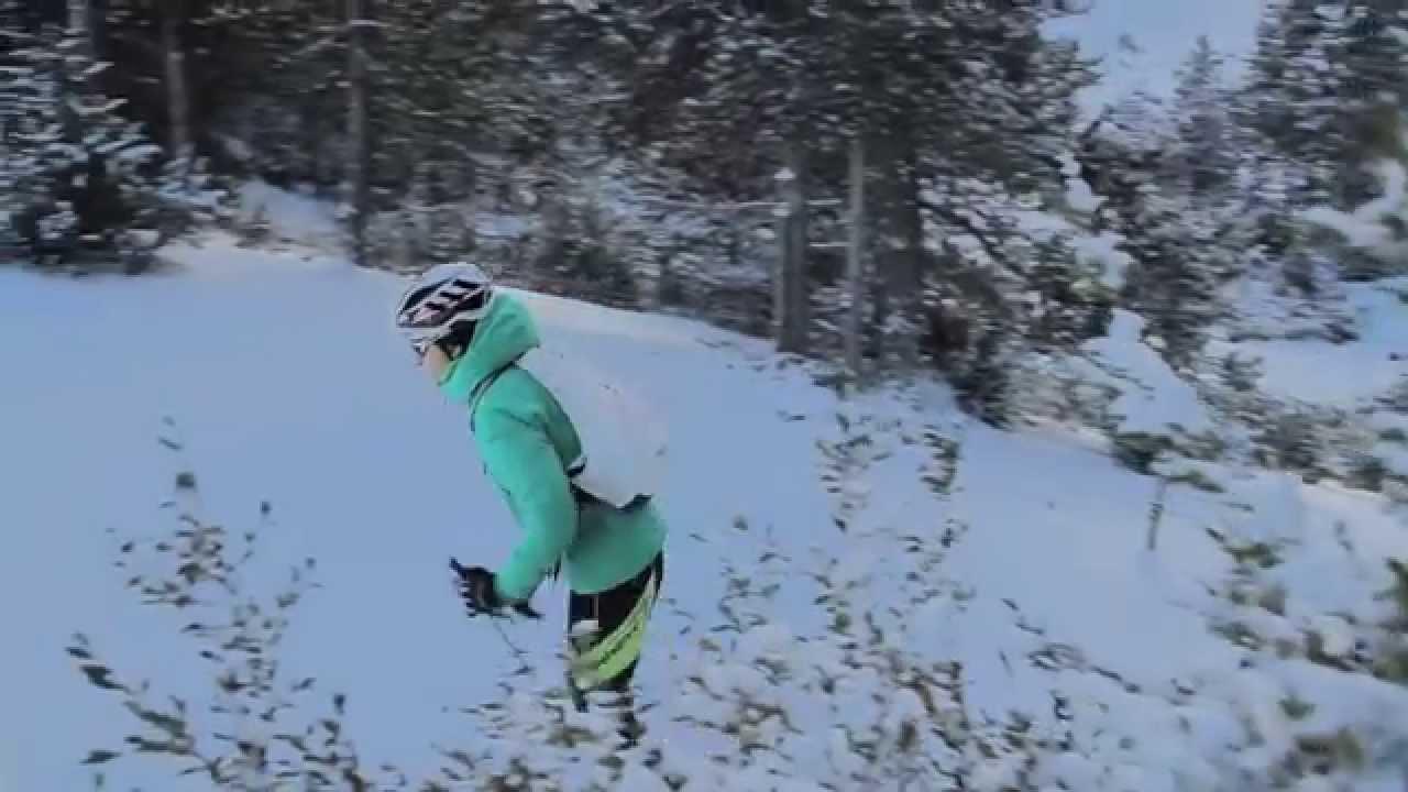 EVASIÓN TV: Iniciándonos al Esquí de Montaña con Anna Comet