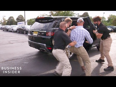 How Celebrity Bodyguards Are Trained
