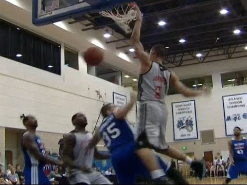 Nick Johnson Highlights - Rockets Summer League Debut (18 points)