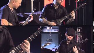Download Lagu Dimmu Borgir Galder & Silenoz guitar lessons Mp3