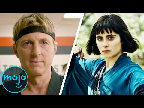 Top 10 Best Martial Arts TV Shows Ever