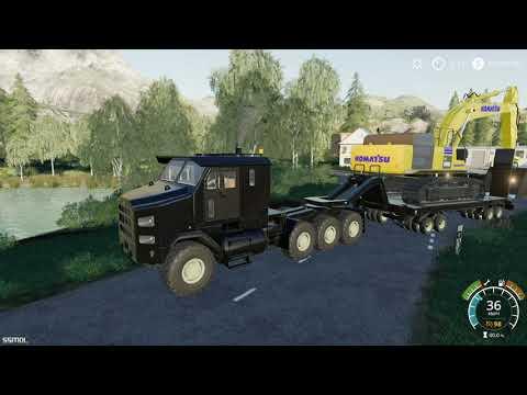 Oshkosh Defense HET M1070A1 v1.0