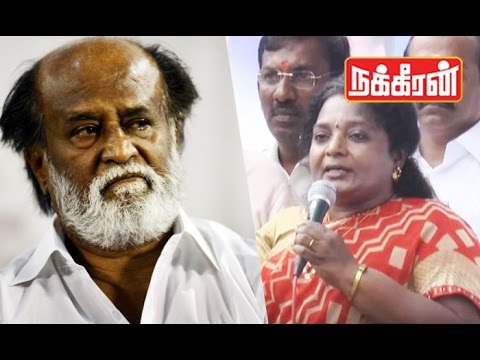 Tamilisai-Soundararajan-requests-Rajinikanth-for-raise-voice-in-Cauvery-Issue