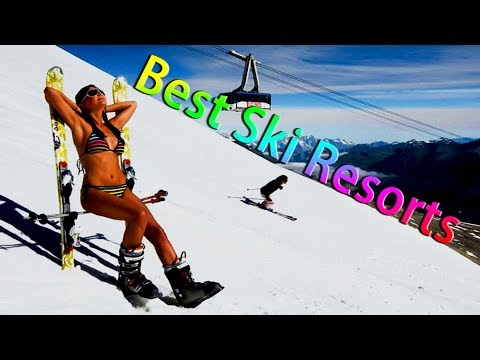 Best Ski Resorts for late season SNOW & spring SKING | Travel Nfx
