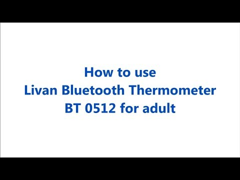How to use BT 0512 for Adult