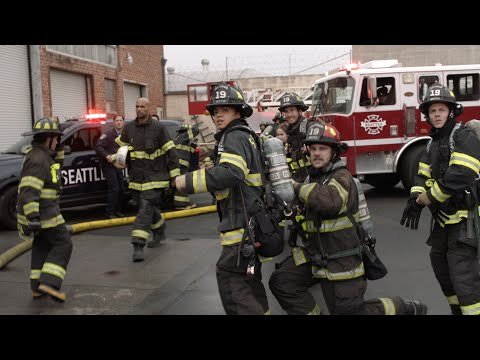 A Proposal, an Ultimatum, and a Five-Alarm Fire - Station 19