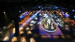 Party Rent Group: Veranstaltungsaufbau in den MMC Studios Köln