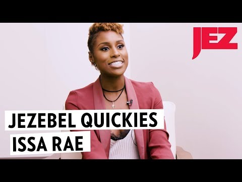 Issa Rae On The Music Of 'Insecure' | Jezebel Quickies