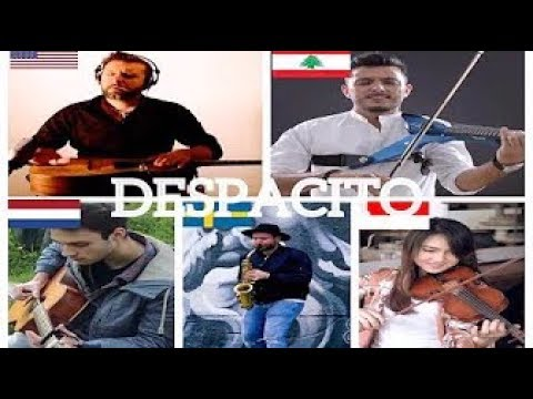 Who Played It Better: Despacito (Violin, Cello, Guitar, Saxophone, Electric Guitar)