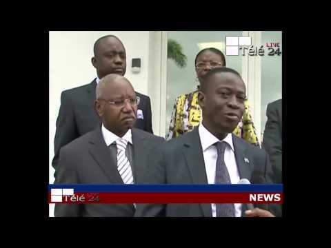 TÉLÉ 24 LIVE: Le port maritime de Matadi en RDC paralysé par une grève