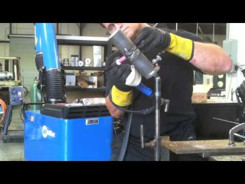 6G - http://welding-tv.com/the-store/ Root pass on 2 inch schedule 80 pipe welding test done in 6g position. A 6g welding certification test is often the barrier ...