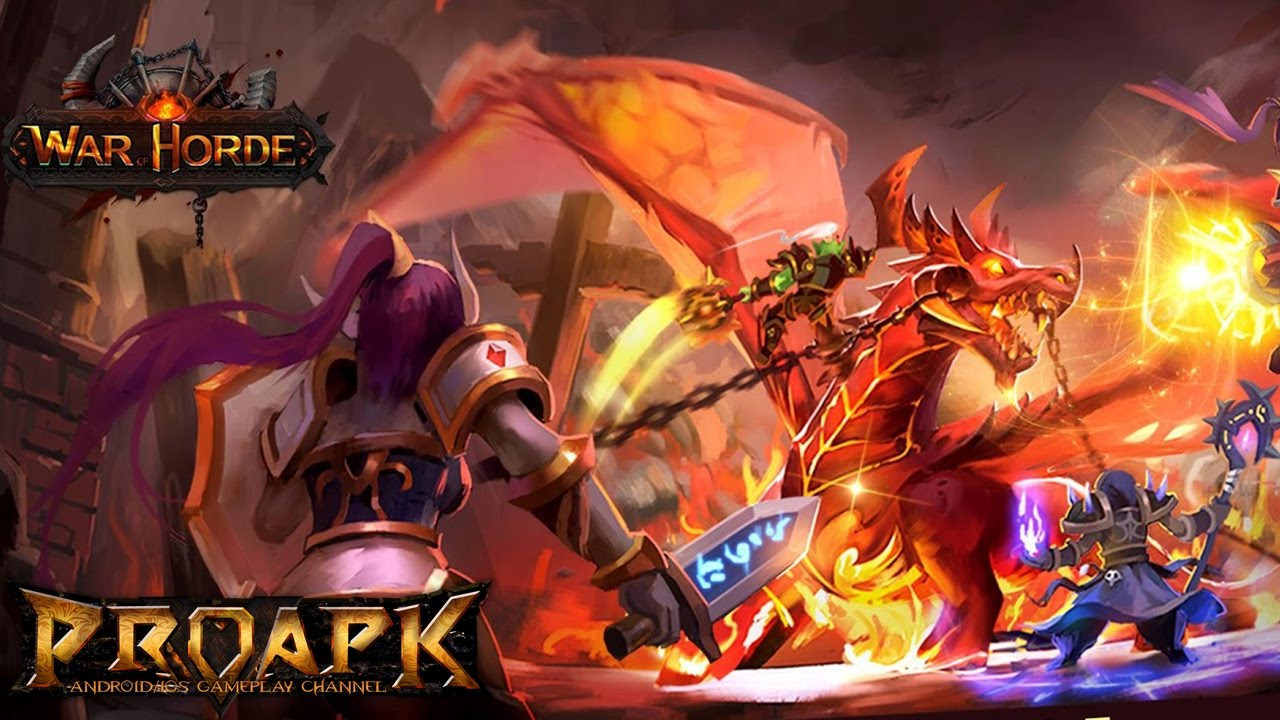 War of Horde - Epic 3D MMORPG