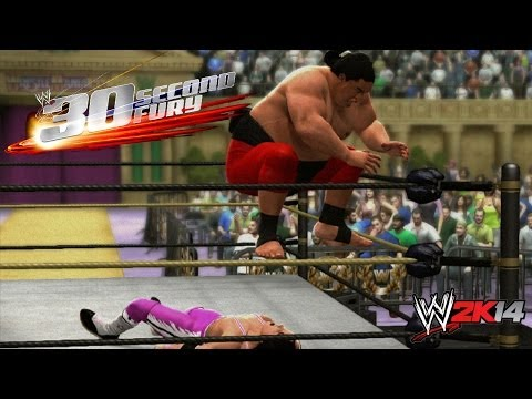 0 Former WWE Wrestler Orlando Jordan Gets Married, 30 Second Fury With WWE 2K14