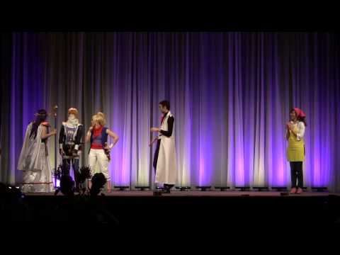 Anime Boston 2014 Deathmatch-   Team Zelda Vs Cooking Mama Dance Off
