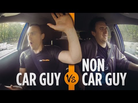school - What happens when a car guy and a non-car guy go back to driving school? This. This is what happens. Thanks to Ford Driving Skills For Life! Subscribe to Car Throttle: http://bit.ly/CTSubscribe...