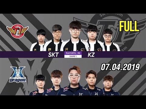 Bình luận tiếng Việt LCK 2019 Playoffs | SKT vs KZ FULL Highlights | Dream Team thực sự chính là đây - Thời lượng: 21:22.