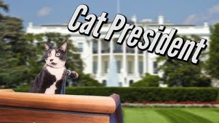 Finishing DJ Nibbles Campaign | Cat President ~A More Purrfect Union~