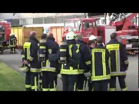 Korbach: Verpuffung in Trockenofen