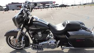 9. 694470 - 2012 Harley Davidson Street Glide   FLHX - Used motorcycles for sale