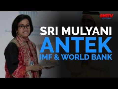 Sri Mulyani Antek IMF & World Bank